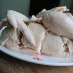 poached chicken photo: ©️Nel Brouwer-van den Bergh