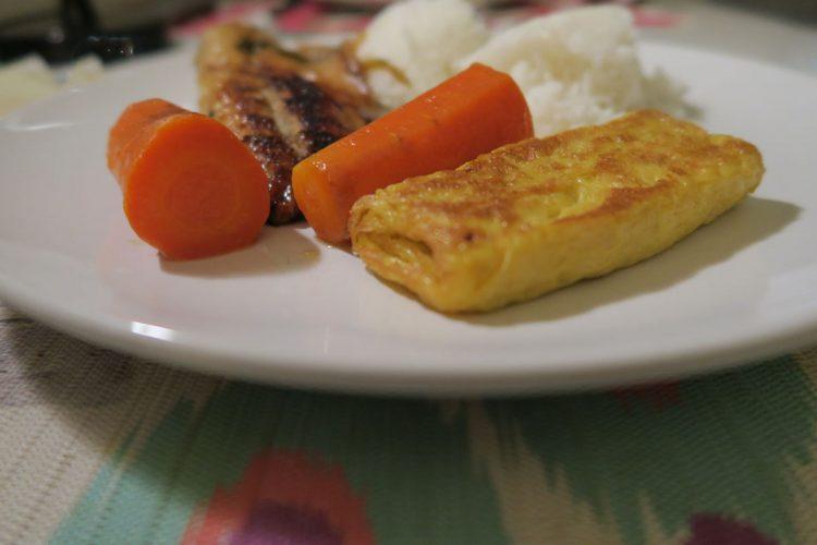 Tamagoyaki photo: ©️Nel Brouwer-van den Bergh