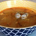 Italian fish soup from the Big Apple: ©️ Nel Brouwer-van den Bergh